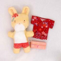 Kits créatifs couture poupées doudous diy pour enfants