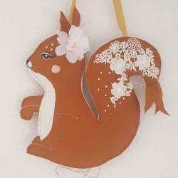 Veilleuse écureuil pour chambre d'enfant