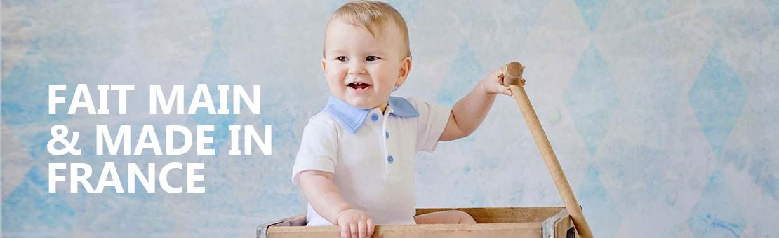 Fait main et made in France pour enfants et bébés, Créations et Tradition